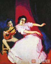 Dongen (Kees Van Dongen). Antonia la Coquinera. 1910-1911