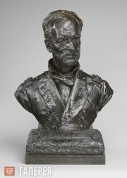 Сент-Годенс Огастес. Генерал Уильям Текумсе Шерман. 1888