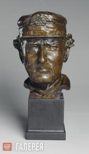 Сент-Годенс Огастес. Адмирал Дэвид Глазго Фэррагат. 1879–1880