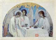 Nesterov Mikhail. The Old Testament Trinity