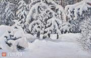 Repin Yury. Winter