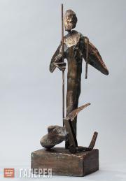 Соколов Кирилл. Ветхозаветный ангел. 1997
