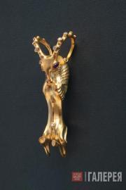 Азарт (нагрудное украшение). 2004