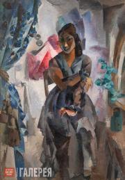 Falk Robert. Mulatto Girl Amra. 1918