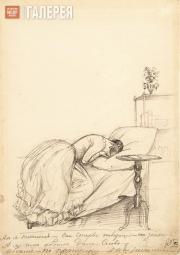 Fedotov Pavel. The Imprudent Bride. 1849-1851