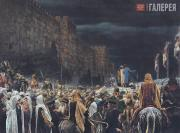 Верещагин Василий. Распятие на кресте у римлян. 1887