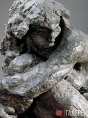 А.С.ГОЛУБКИНА. «Огонь». Женская фигура для камина. 1900