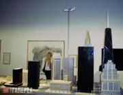 Чарлз Гейнс (США). Часы – авиакатастрофа. 1997