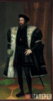 Johann Bocksberger the Elder. Kaiser Ferdinand I (1503-1564)