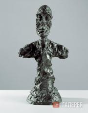 Мужской бюст, Нью-Йорк II. 1965
