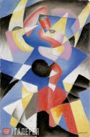 Gino SEVERINI. Dancer. 1912