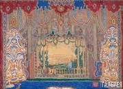 Общий вид сцены. 1910