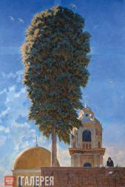Gorsky-Chernyshev Nikolai. The True Cross. 1998-1999