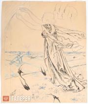 Yakunchikova Maria. Inaccessible. First half of 1890s