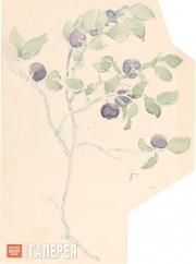 Yakunchikova Maria. Blueberries. 1898