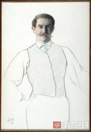 Léon Bakst. Self-portrait. 1906