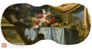 Фирсов Иван. Цветы и фрукты. 1754