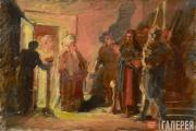 Христос перед Анной. 1868