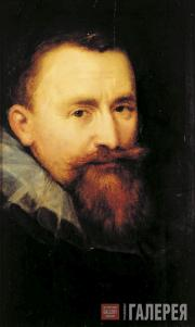 Anonymous. Male Portrait. Early 17th century