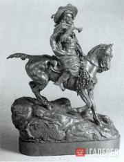 Всадник-араб. 1881