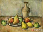 Груши, персики и кувшин. 1928