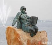 Rukavishnikov Alexander. The Solnechnogorsk Mermaid. 2005