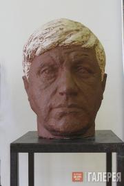 Grigory YASTREBENETSKY. Portrait of Igor Vladimirov. 1971