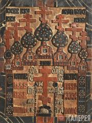 Неизвестный художник. Образ церкви. XIX в.