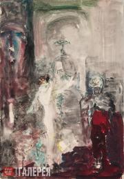 Artur Fonvizin. Salome. 1932