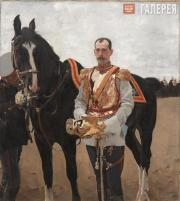 Serov Valentin. Portrait of Grand Duke Paul Alexandrovich. 1897