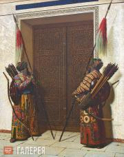 Верещагин Василий. Двери Тимура (Тамерлана). 1872