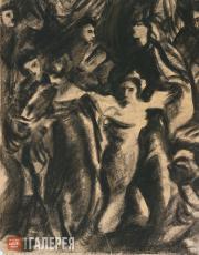 Chekrygin Vasily. Spring. 1920