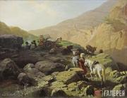 Kovalevsky Pavel. Caucasus. 1872