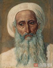 Ivanov Alexander. Head for the Pharisee in Turban