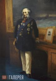 Aivazovskiy Ivan. Self-portrait. 1898