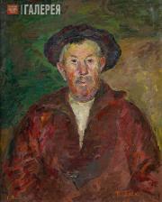 Falk Robert. A Brittany Fisherman. 1934
