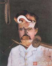George GROSZ. Victim of the Society. Remember Uncle August, the Unhappy Inventor