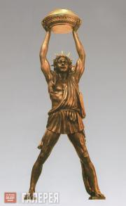 Церетели Зураб. Колосс олимпийский