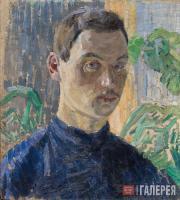 Falk Robert. Self-portrait. 1906-1907