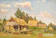 Porphiry KRYLOV. Landscape. 1938
