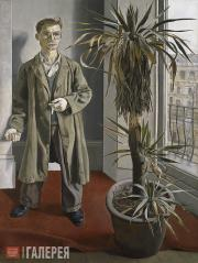 Freud Lucian. Interior in Paddington. 1951