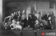 THOMAS WEBSTER. A Village Choir. 1847