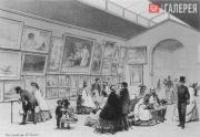 V. TIMM. The Russian Painting Room at the International Exhibition in London
