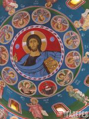 Евгений МАКСИМОВ. Храм Св. Георгия, Кипр. 1991–1995