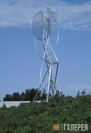 Хухтамо Кари. Памятник возрождению Лапландии. 1945–1955. 1977