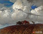 Ruszczyc Ferdynand. The Land. 1898