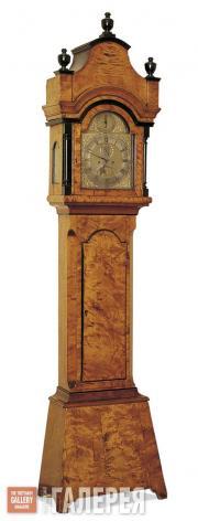 Hall clock. Second half of the 18th century