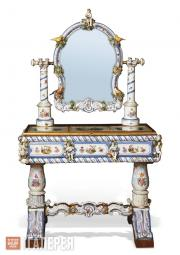Dressing table. Second half of the 19th century