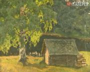 NIKITAFEDOSOV. By the River. 1976