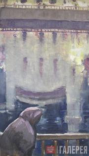 Ufimtsev Viktor. Reflection. 1961